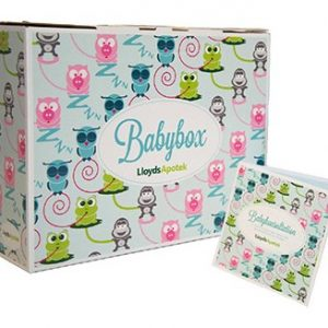 babybox lloyds apotek