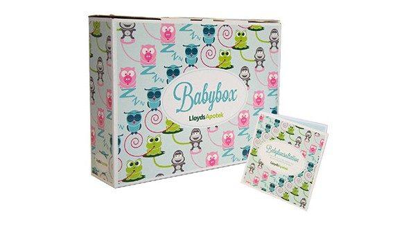 babybox lloyds apotek