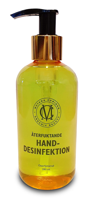 Moyana Corigan Handdesinfektion Orange 280 ml