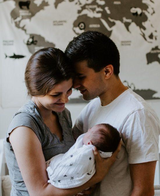 Den ultimata checklistan inför livet med nyfödd bebis