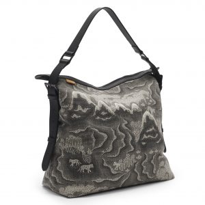 Messenger/changing Bag Tiger Islands