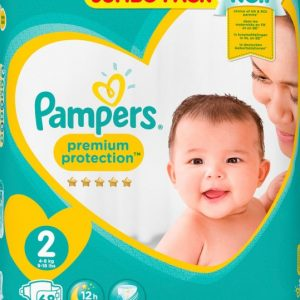 Pampers Premium Protection S2 4-8 kg 68 st