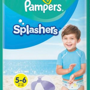 Pampers Splashers Swimpants S5-6 (14+kg) 10 st