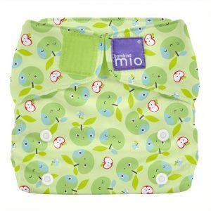 Bambino Mio Allt-i-ett tygblöja (Apple Crunch)