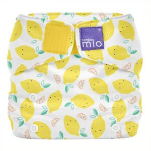Bambino Mio Allt-i-ett tygblöja (Lemon Drop)
